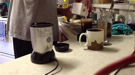 Brown sugar, apples, sugar, fruit. Preparazione ICE coffee col magic bullet - YouTube