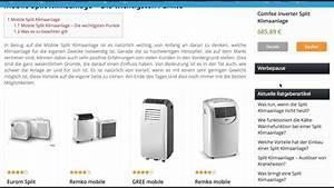 Mobile Klimaanlage Test 2016 : mobile split klimaanlage split klimaanlagen test youtube ~ Watch28wear.com Haus und Dekorationen