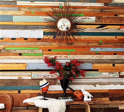 wood ideas for walls diy wooden pallet decorating ideas recycled things