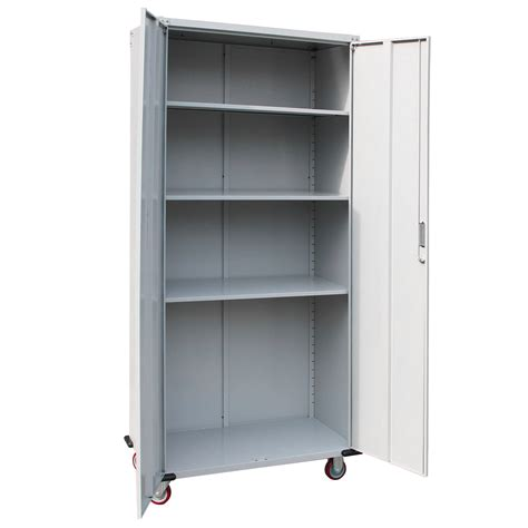 rolling kitchen cabinet shelves new metal rolling garage tool box storage cabinet shelving 4865