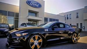 Mustang HURST @ Uxbridge Ford Uxbridge Ford Dealer ON.