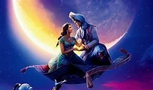 Aladdin and Jasmine take a magic carpet ride on new ...