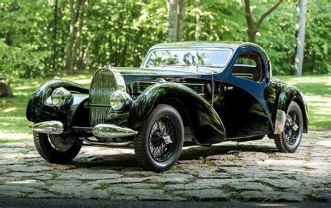 Bugatti has made some of the most coveted cars in history. 1938 Bugatti Type 57C Atalante | Bugatti, Voiture vintage, Belle voiture