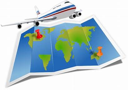Travel Airplane Clip Clipart Vector Cliparts Clker