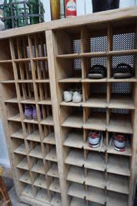 Casier A Chaussure : rangement chaussures casier ~ Nature-et-papiers.com Idées de Décoration