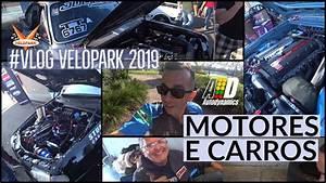 Carros E Motores No Velopark 2019  Vlog