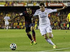 Real Madrid 21 Barcelona Gareth Bale's solo goal decides