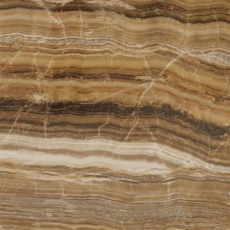 Caramel Onyx Vein Cut Polished Onyx Slab Random 1 1/4