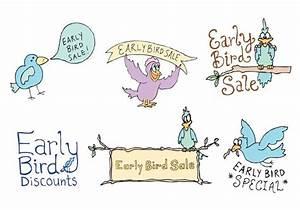Série de vetores Early Bird grátis - Download Vetores e ...