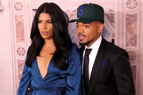 Chance The Rapper Marries Fiancée In Star-studded Wedding