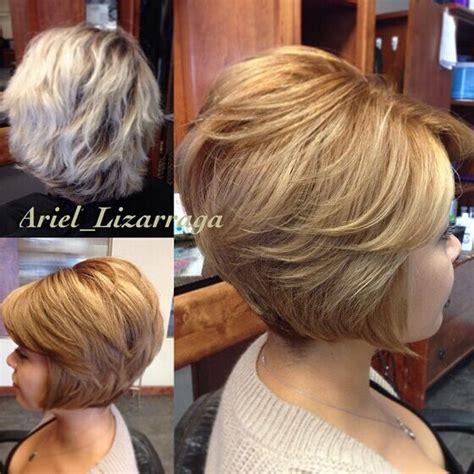 popular bob haircuts  short hair pretty designs