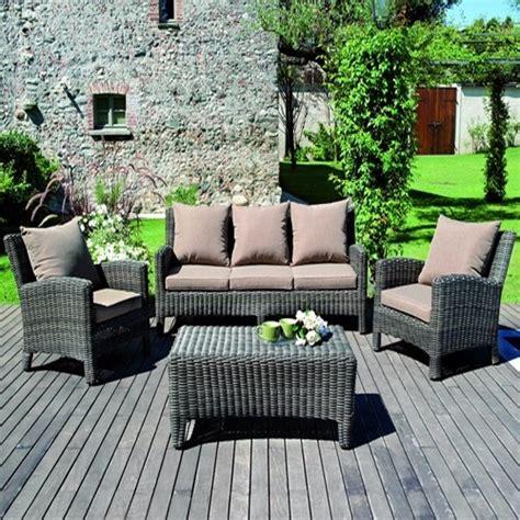 divanetto in rattan set divanetto giardino porto rotondo divano 2 poltrone