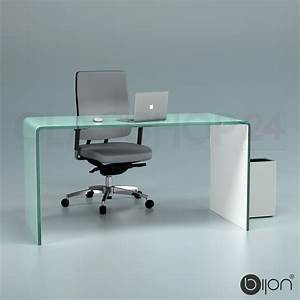 Computertisch Glas Ikea : schreibtische glas hause deko ideen ~ Markanthonyermac.com Haus und Dekorationen