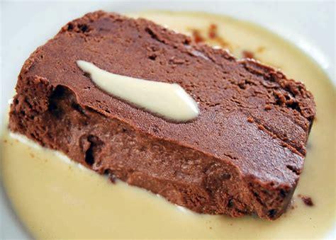 marquise au chocolat via chocolable arnaud s language kitchen