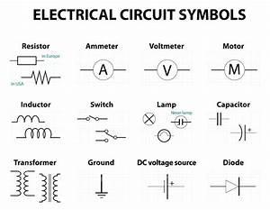 Diagram  Circuit Breaker Symbol Diagram