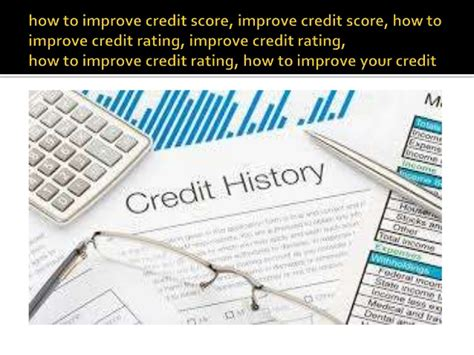Improve Credit Score @ Https
