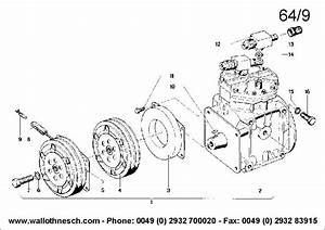 Katalogbild 64  09 - Bmw 2 5 Cs - 3 0 Csl  E9    Klimaanlage
