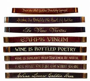 These Wine Barr... Wine Barrels Quotes