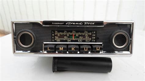 becker grand prix classic radio mercedes for sale in camolin wexford from goodsale72