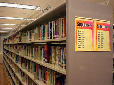 library classification wikipedia