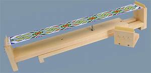 Native American Beading Loom- How to Loom Bead