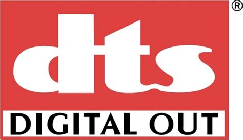 Dts Digital Out Free Vector In Encapsulated Postscript Eps