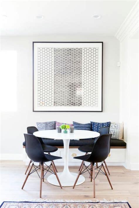 tables de cuisine rondes la plus originale table de cuisine ronde en 56 photos