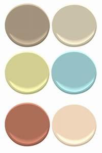 Color Palette Wall Colors Alexandria Beige HC 77