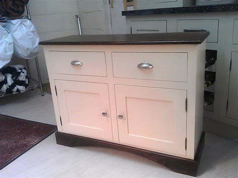 White Painted Sideboard by White Or Pine Painted Sideboard With Drawers