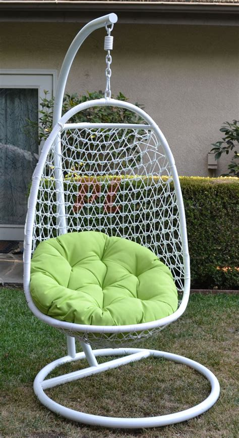 egg shaped swing chair wicker rattan swing bed chair weaved egg shape hanging 7034