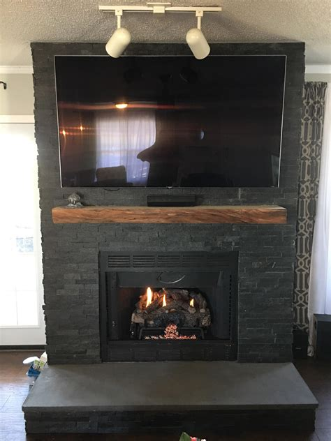 A Touch Of Fire Gas Logs Fireplace Services In Seneca