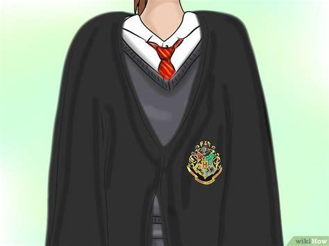 come fare un costume da hermione granger 13 passaggi