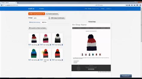 eBay Vorlagen mit Eselt.de erstellen - YouTube
