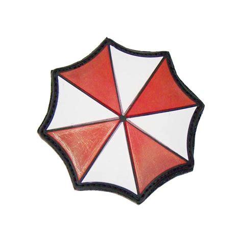 rubber patch umbrella logo