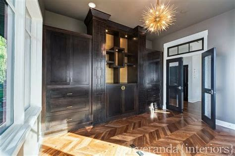 P&k Home Interiors :  Hillhurst {custom} Office // Veranda