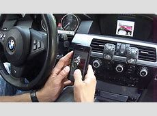 BMW E60 E90 F20 F30 F10 F01 F07 Iphone AIRPLAY Screen