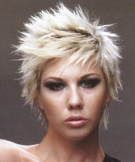 short punk hairstyles 2012 punk rock haircuts for women