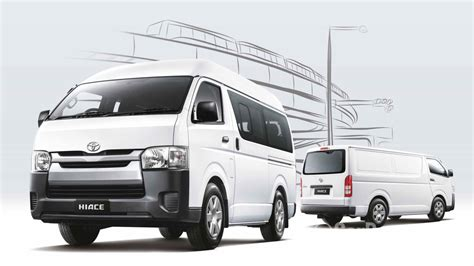 Toyota Hiace Wallpapers by Toyota Hiace Mk5 2006 Exterior Image 10144 In Malaysia