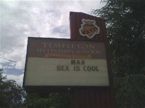 funny school sign season   pics