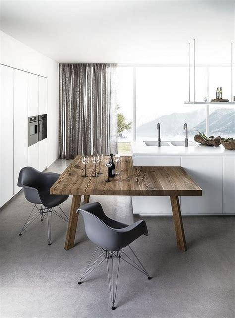 table de cuisine originale je mise sur une cuisine originale et ouverte made in meubles