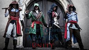 Vlog | Projet cosplay assassin's Creed Unity - YouTube
