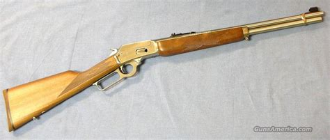 44 Lever Action Rifle