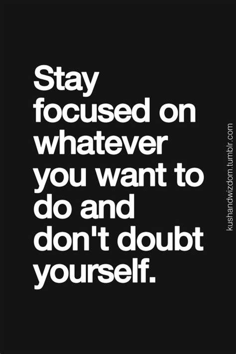Focusing On School Quotes