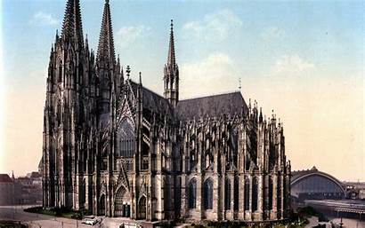 Cathedral Notre Chartres Dame Wallpapers Hipwallpaper Gothic