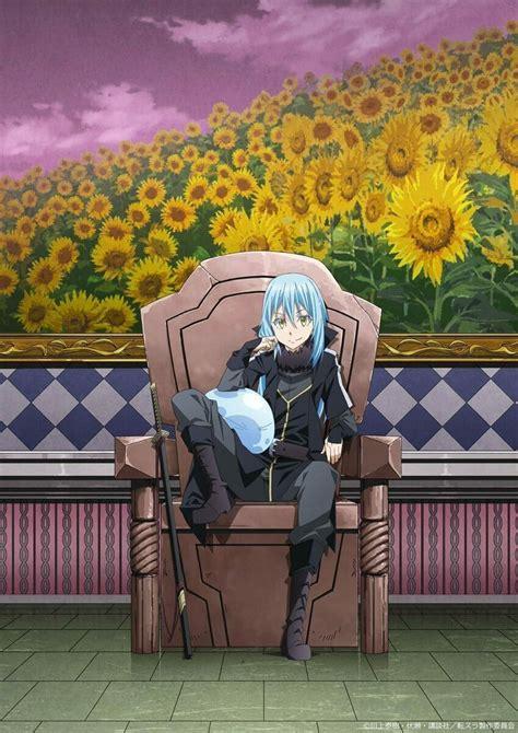 time   reincarnated   slime anime