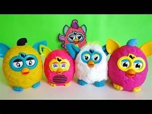 McDonalds Happy Meal Furby Toys - ViYoutube