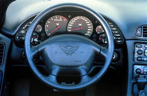 image  chevrolet corvette  dash size