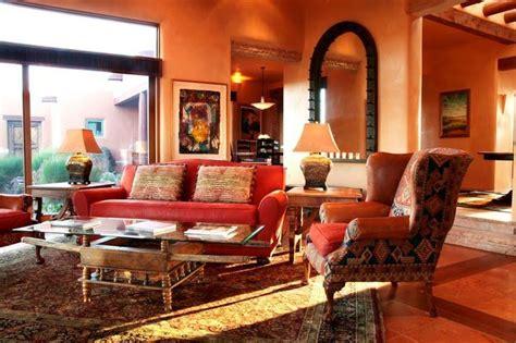 santa in my living room santa fe living room ideas for my real home