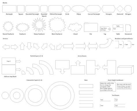 block diagram notation wiring diagram with description