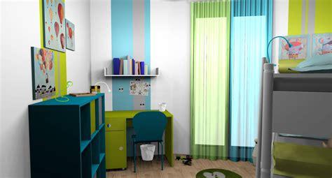 chambre vert et gris chambre mauve et turquoise